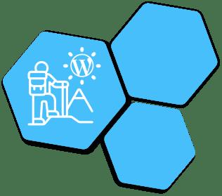 Les services : suivez les guides WordPress !