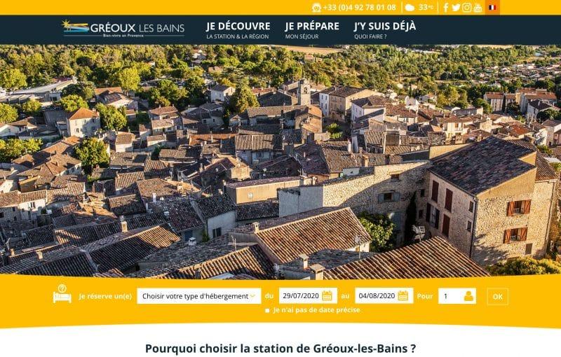 Office de tourisme de Gréoux-les-Bains